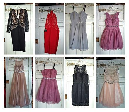 Grandiose Auswahl an festlichen Kleidern kaufhaus schrill bamberg