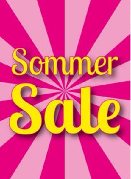 Summer Sale im KAufhaus Schrill Bamberg