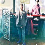 Männerkleidung im Kaufhaus Schrill Bamberg Sommeranzüge Anzüge für den Herren