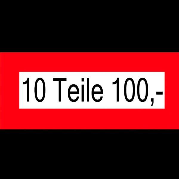 10Teile100Euro
